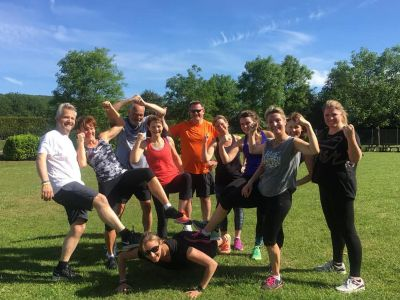 Bootcamp Classes Limpsfield Fitness