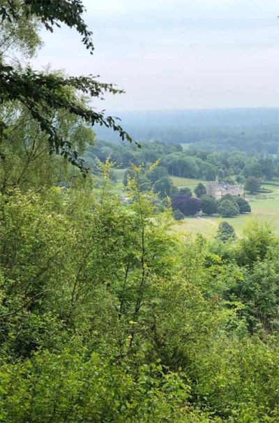 on-our-guided-walk-limpsfield